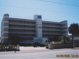 Cocoa Beach condo photo - Building front