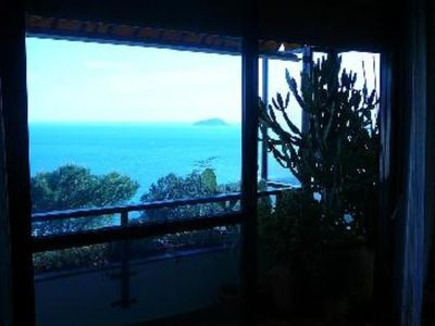 Breathtaking view, a few steps from the sea and near Portovenere and Cinque Terre