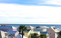 OPEN June 11-17th Gulf Views! WALK TO BEACH/DINING/POOL/PRIVATE ROOFTOP!4 BR/4BA