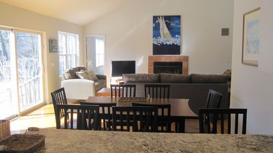 Westhampton Beach house rental - View from Kitchen