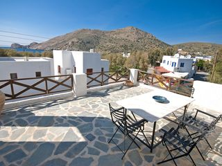 Syros apartment photo - The veranda