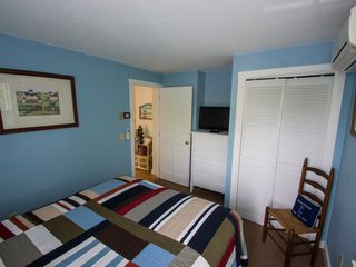 Provincetown condo photo - Main floor bedroom - alt view, Flat Screen TV