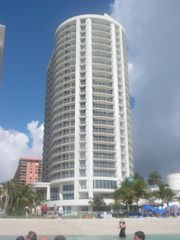 Sunny Isle condo photo - Double Treee Ocean Point Building View