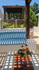 Playa del Carmen condo photo - Private and outside area