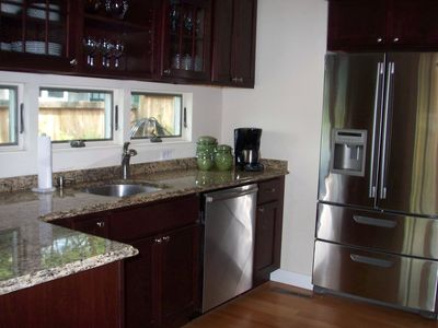 Copake cottage rental - Kitchen