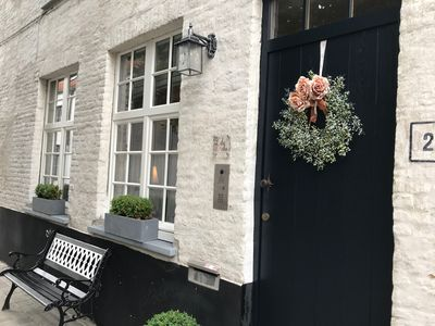 Lady Anna Luxury apartments in the center of Bruges - Pure