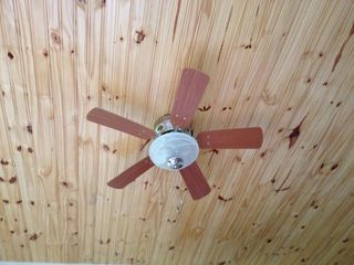 Dominical house photo - Fans throughout house & good natural breeze