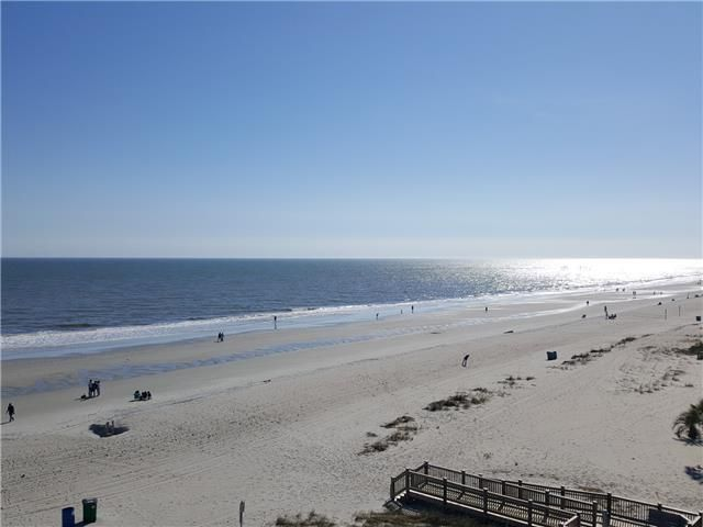 1bd King/1BA in Oceanfront unit with Amazing Wide Ocean View