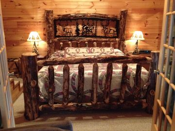 Branson West CABIN Rental Picture