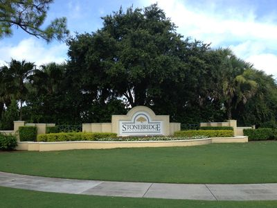North Naples Country Club living