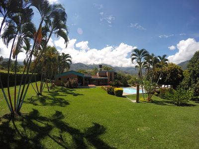 Beautiful Finca (Villa)  en San Jeronimo, Antioquia, 40 min from Medellin