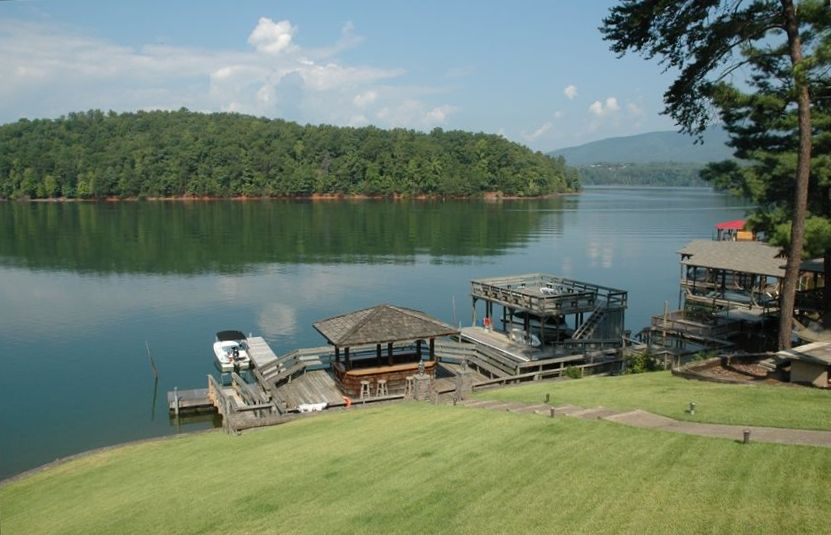 Beautiful Water Front House at Lake James... - VRBO