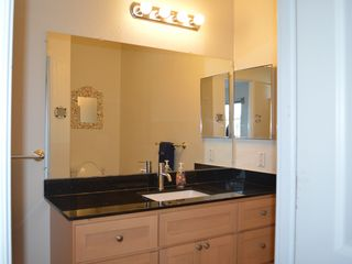 Bodega Bay house photo - Master bathroom vanity.