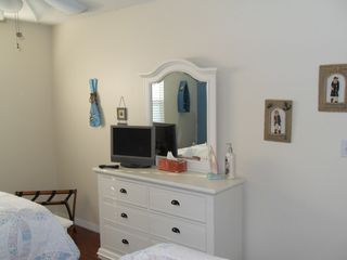 Indian Rocks Beach condo photo - New dresser in twin room