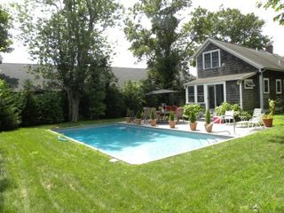 Bridgehampton cottage photo - Back Yard Pool