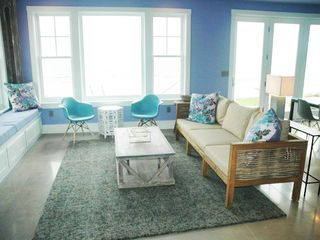 Moody Beach house photo - Spacious Great Room allows for relaxion and interaction.