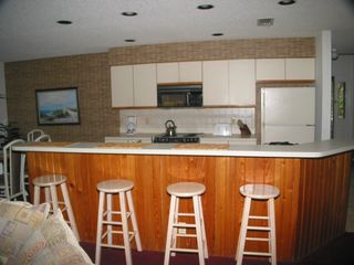 Sunset Beach townhome photo - Full, Kitchen