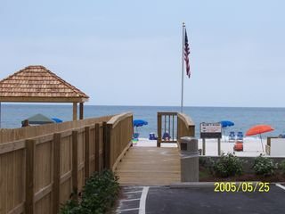 Gulf Shores condo photo - Beach Access