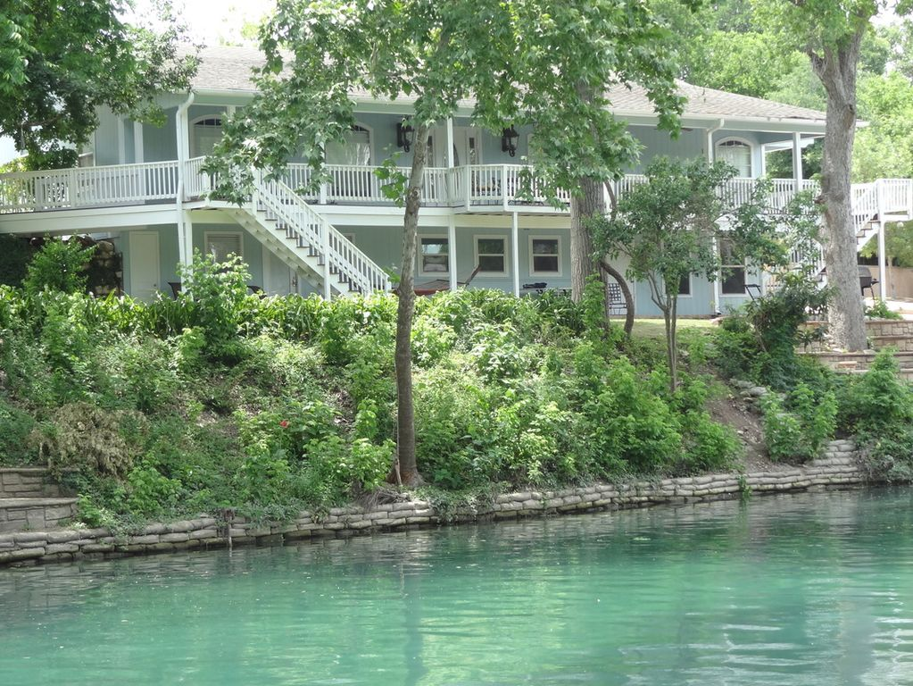 The Best Place To Stay On The Comal River 405 Vrbo