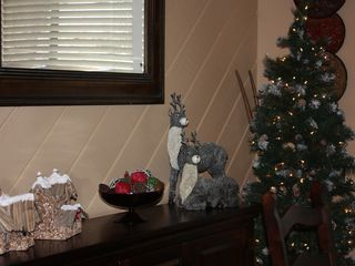 Mammoth Lakes condo photo - Christmas time