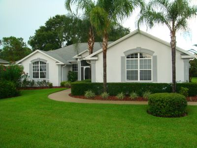 LUXURY COUNTRY CLUB HOME ---- COMPLETE... - VRBO on Luxury Front Yard Landscape id=62203