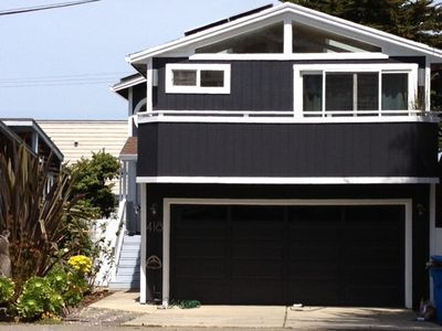 Pacifica house rental