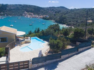 Thanasis - Villa With A/C, Private Pool, Close To Beach.
