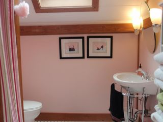 Thornton barn photo - Guest bath
