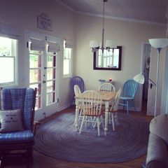 Gowen cottage photo - View of dining area from living room