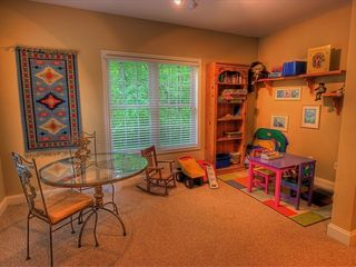 Black Mountain cottage photo - Great Kid's Corner!