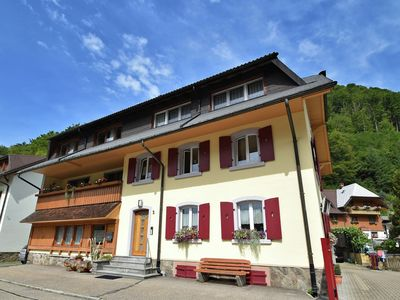 Apartment with balcony in the Black Forest at the foot of the Feldberg