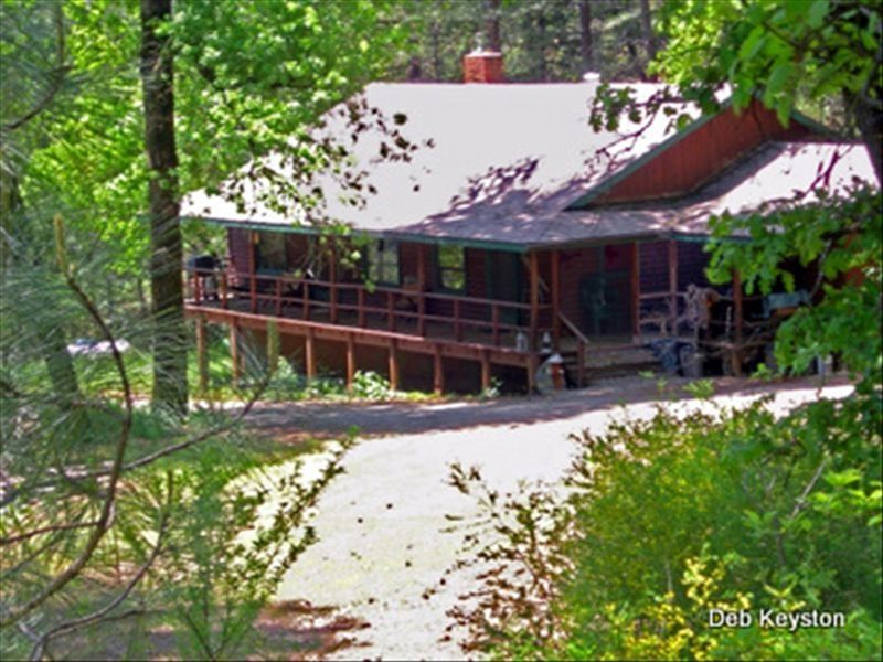 Shasta Lake Log Cabin Vrbo