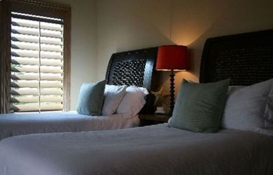 Redington Shores house rental - Twin beds