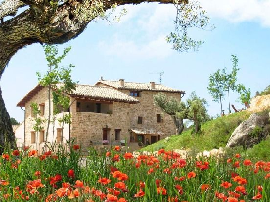 Self catering Mas del Rei for 12 people