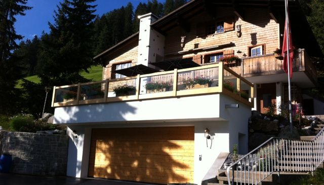 Holiday house 87715, Churwalden, Grisons