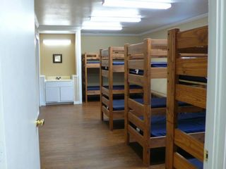 Greers Ferry Lake lodge photo - Girls dorm