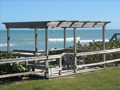 Oceanview Deck
