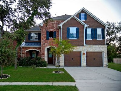 Beautiful two story home in quiet and convenient neighborhood in Boerne Texas