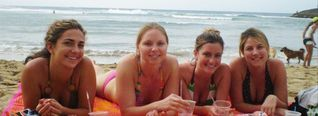 Isabela apartment photo - Beauties enjoying the beach!!