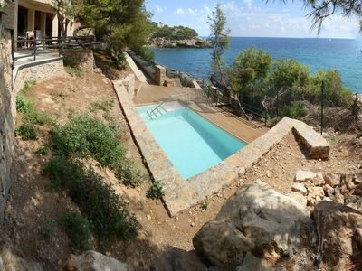House, 115 square meters, close to the beach