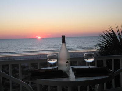 Madeira Beach condo rental - Relax and have some refreshments