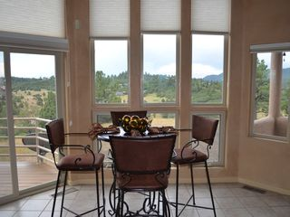 Pagosa Springs house photo - Breakfast area