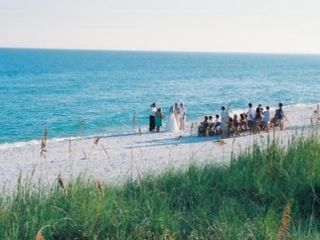 Navarre Beach house photo - Weddings on the beach