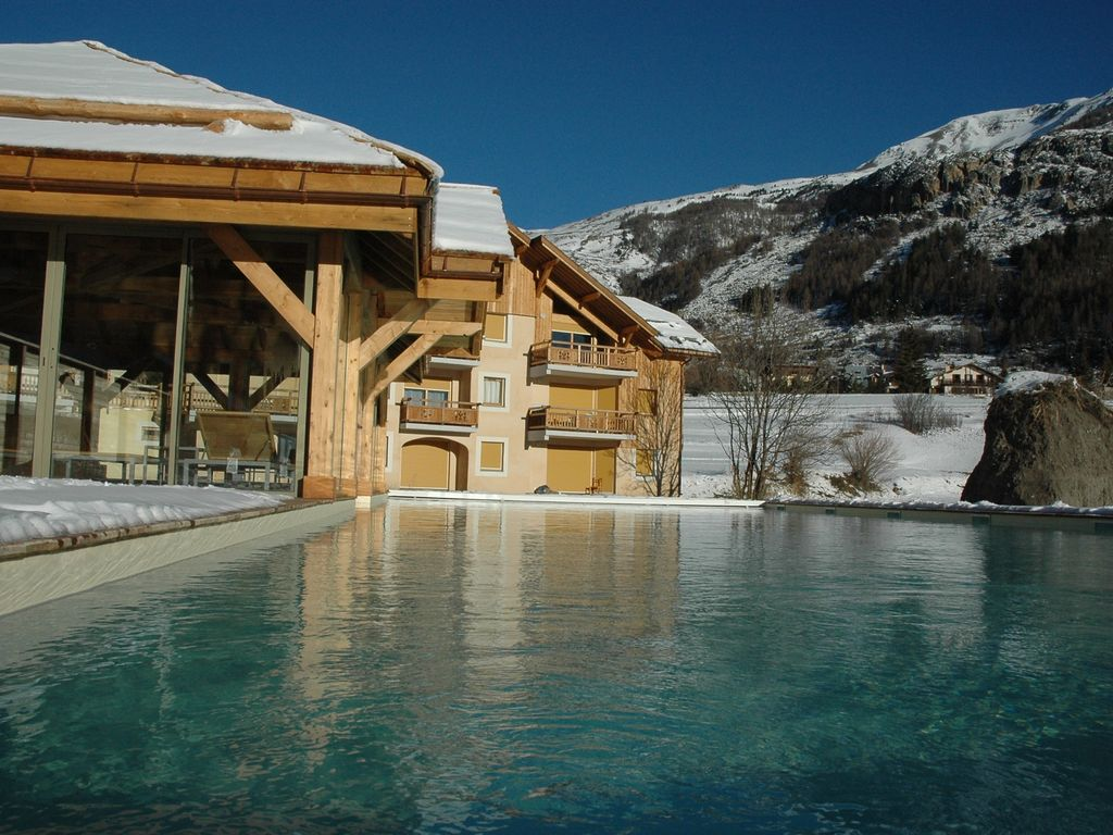 appartement chalet grand luxe piscine 233 t 233 hiver pied