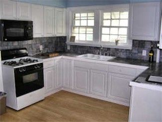Cape Charles Classic Kitchen