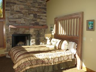 Durango house photo - Master Bedroom - (King Bed)