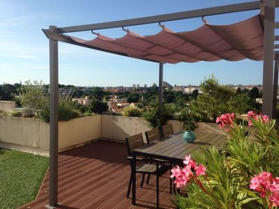 Montpellier boutonnet, Apt exceptional, exceptional views, pool