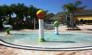 Paradise Palms townhome photo - Kiddie Pool