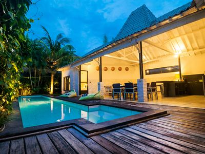 image for New Balinese Villa - 300 meters from the beach - 6 pax.