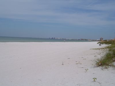 Beautiful Pass-A-grille Beach